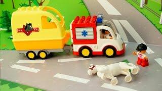 Мультфильмы для детей Авария на дороге Скорая помощь Полицейская машина в видео для детей.(Новый мультфильм для детей про машинки и животных. Сегодня мы увидим очень интересное видео для детей о..., 2016-04-11T13:06:17.000Z)