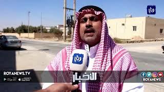 صبر سكان بلدة الكوم الأحمر في المفرق ينفد أمام تردي واقعهم المعيشي - (1-10-2018)