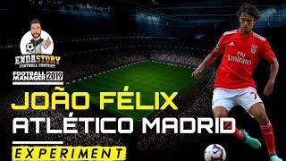 Joao Felix signs for Atletico Madrid - Football Manager Experiment