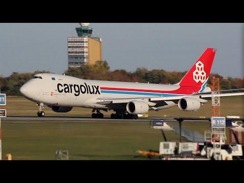 Cargolux Airlines International LX-VCA