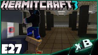HermitCraft 7   The BUTTON! [E27]