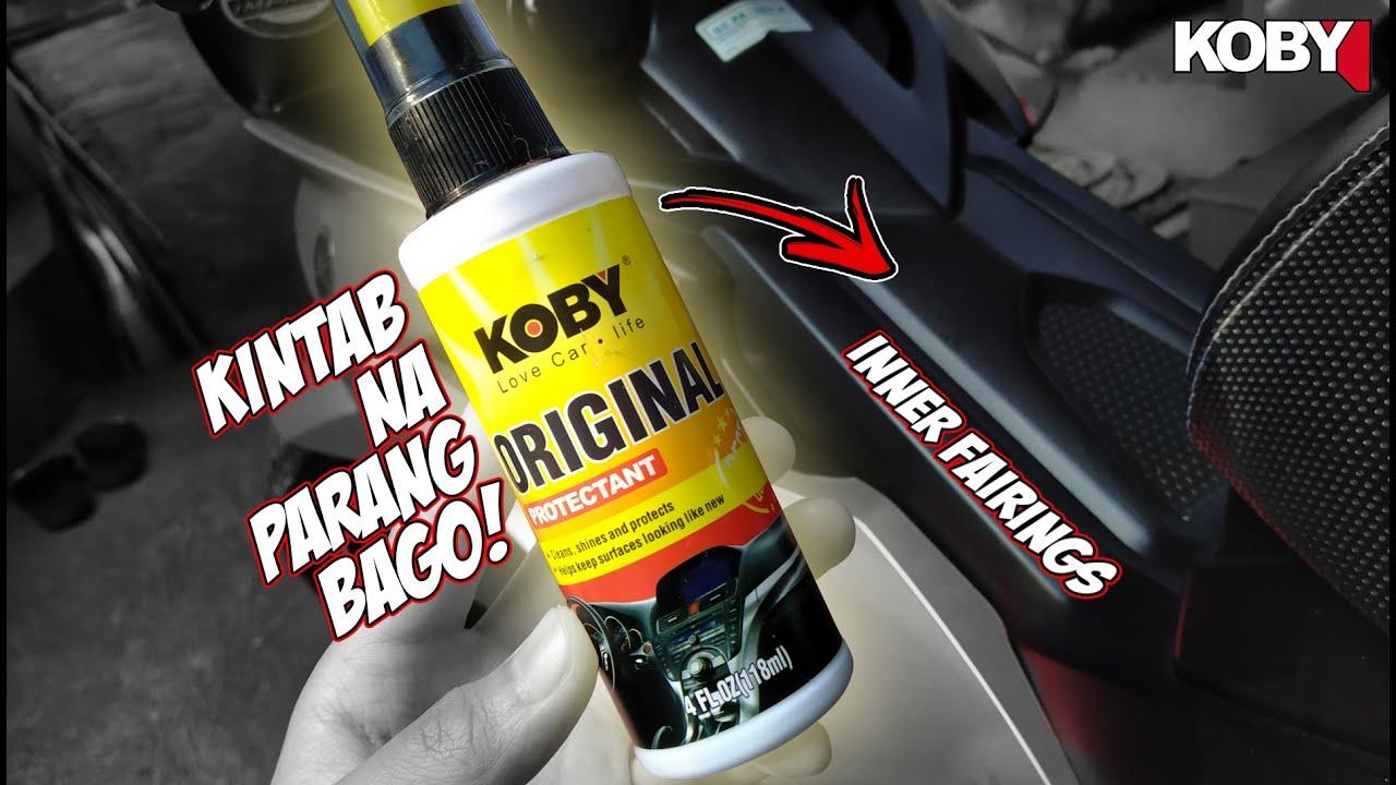 Kintab na Parang Bago! - KOBY Original Protectant