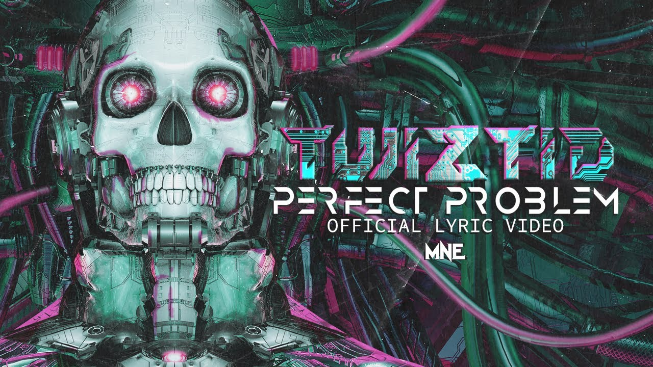 Twiztid - Perfect Problem (Official Lyric Video)