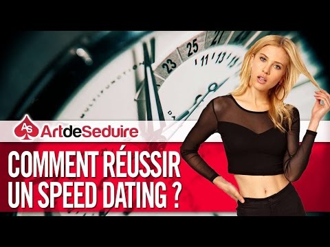 speed dating fonctionnement