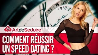 Comment réussir un speed dating ?