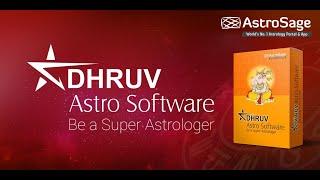 Dhruv Astro Software - The most advanced kundli software ever developed | ध्रुव एस्ट्रो सॉफ्टवेयर screenshot 1