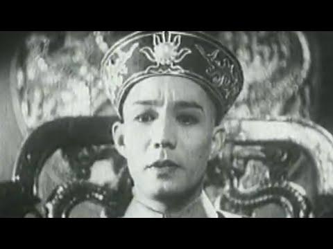 中国第一部被禁的清朝宫廷电影,1948年拍的《清宫秘史》