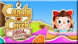 Candy Crush Soda Saga - Android Gameplay HD