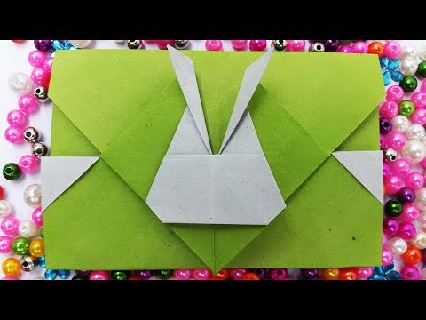 Diy: Easy Paper Envelope Tutorial | Origami Envelope making ideas