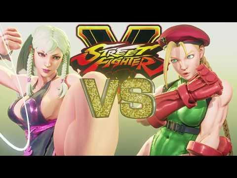 Chun Li, STREET FIGHTER V Arcade