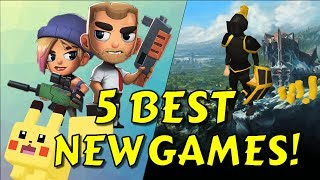 5 Best FREE Android & iOS Mobile Games of the Week (July) | TL;DR Reviews #10
