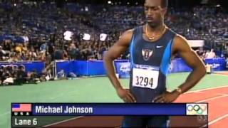 Grandstand : Michael Johnson Thumbnail