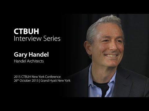 CTBUH Video Interview - Gary Handel