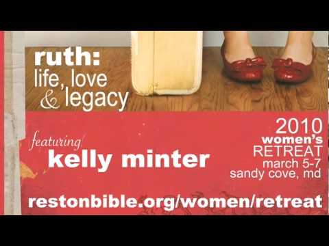 RBC Women's Retreat 2010 featuring Kelly Minter
