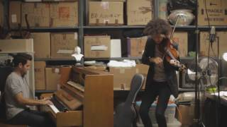Piano and Violin Free Improvisation with Andrei Matorin