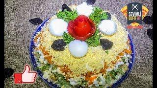 İNCƏ salat / НЕЖНЫЙ салат / İNCE salatası / TENDER salad