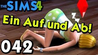 Sims 4 Deutsch #042 Ein auf und ab (Let