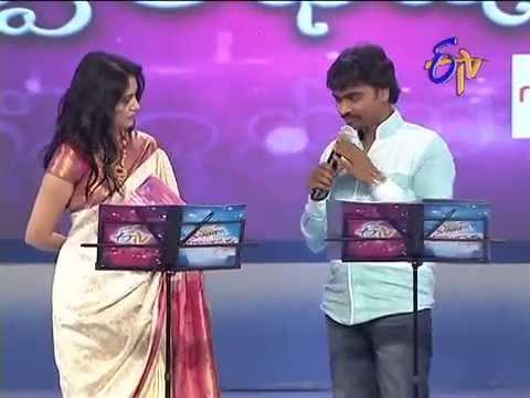 Swarabhishekam - Mallikarjun & Sunitha Performance - Vayatsunami Song - 15th June 2014