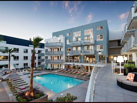 AMLI Lex on Orange - Luxury Downtown Glendale, CA Apartments