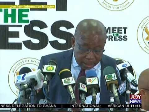 Meet The Press - Joy News Interactive (23-11-17)