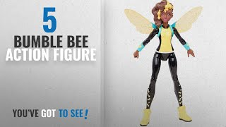 "Top 10 Bumble Bee Action Figure [2018]: DC Super Hero Girls Bumble Bee 6"" Action Figure"