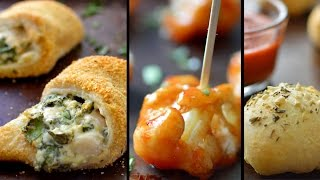 6 Vegan Appetizers For Parties, Potlucks & Holidays
