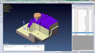 VISI 2016 R1 - Modellhandling mit VISI Machining - Teil 1