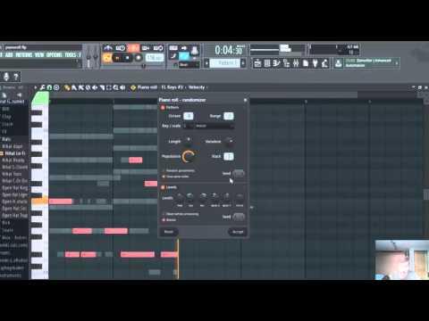 PIANO ROLL Fl Studio 12: Secrets et Astuces!