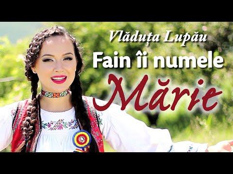 FAIN II NUMELE MARIE - VLADUTA LUPAU