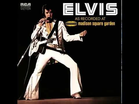 Elvis : Live at Madison square garden : (good-remastered sound)