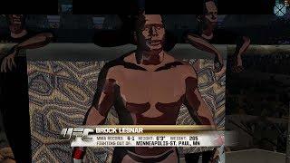 Xenia Xbox 360 Emulator - UFC Undisputed 2010 Ingame / Gameplay! (DX12 WIP)