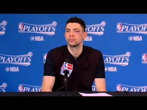 Austin Rivers emotional following game 6 loss vs Portland