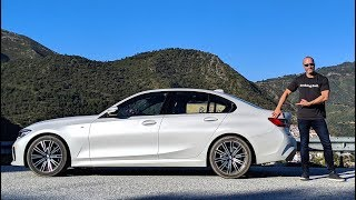 THE NEW BMW 3 SERIES G20 1st DRIVE | 320D |  REVIEW