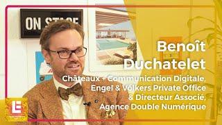 Entertainment Lab | Benoît Duchatelet, directeur associé de l'agence Double Numérique