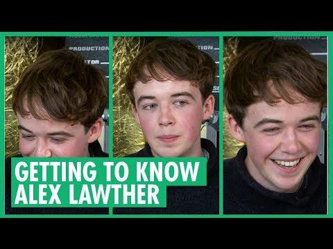 Getting to know Alex Lawther