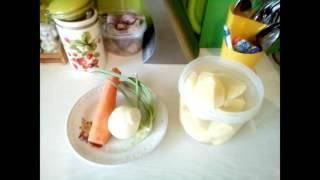 Самый вкусный, самый дешёвый и полезный суп 70 руб.