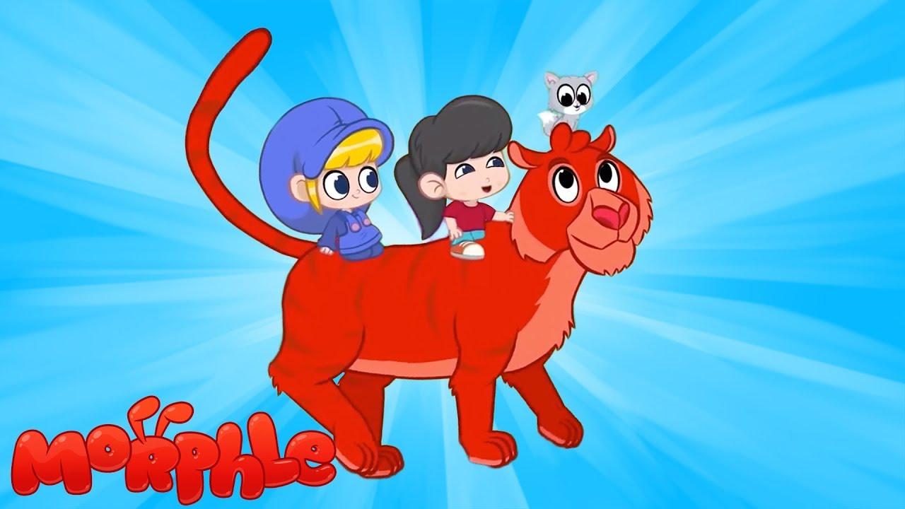 Morphle Deutsch Mein Tiger Haustier Zeichentrick Für Kinder Zeichentrickfilm