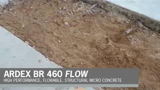 ARDEX BR 460 Flow - Flowable, Structural Micro Concrete