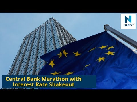 Central Bank Marathon with Interest Rate Shakeout on Wednesday Forex Market Breakdown