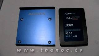 Quick crude review of the Adata S599 64gb SSD Hard drive