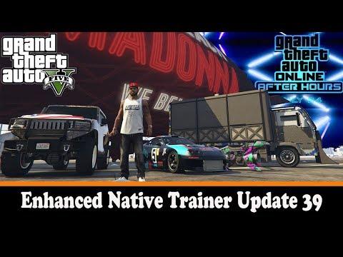 Enhanced Native Trainer Update 39