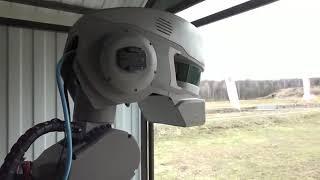Российский Робот Федор (F.E.D.O.R.). Стреляет из пистолета