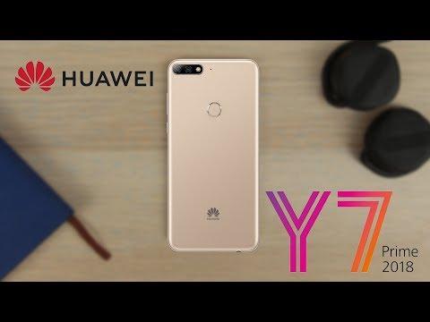 Huawei Y7 Prime 2018 review   كاميرتين وبصمة وجه وفلاش للسيلفي