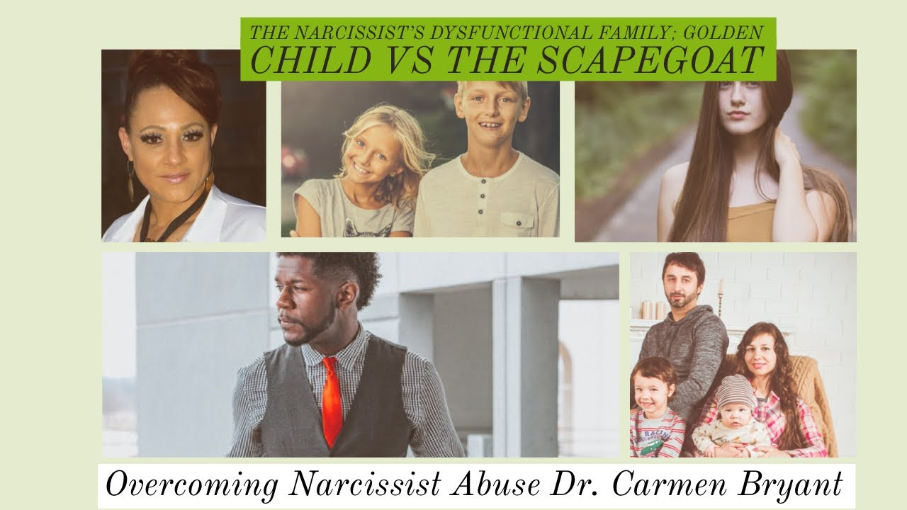 The narcissist's dysfunctional family