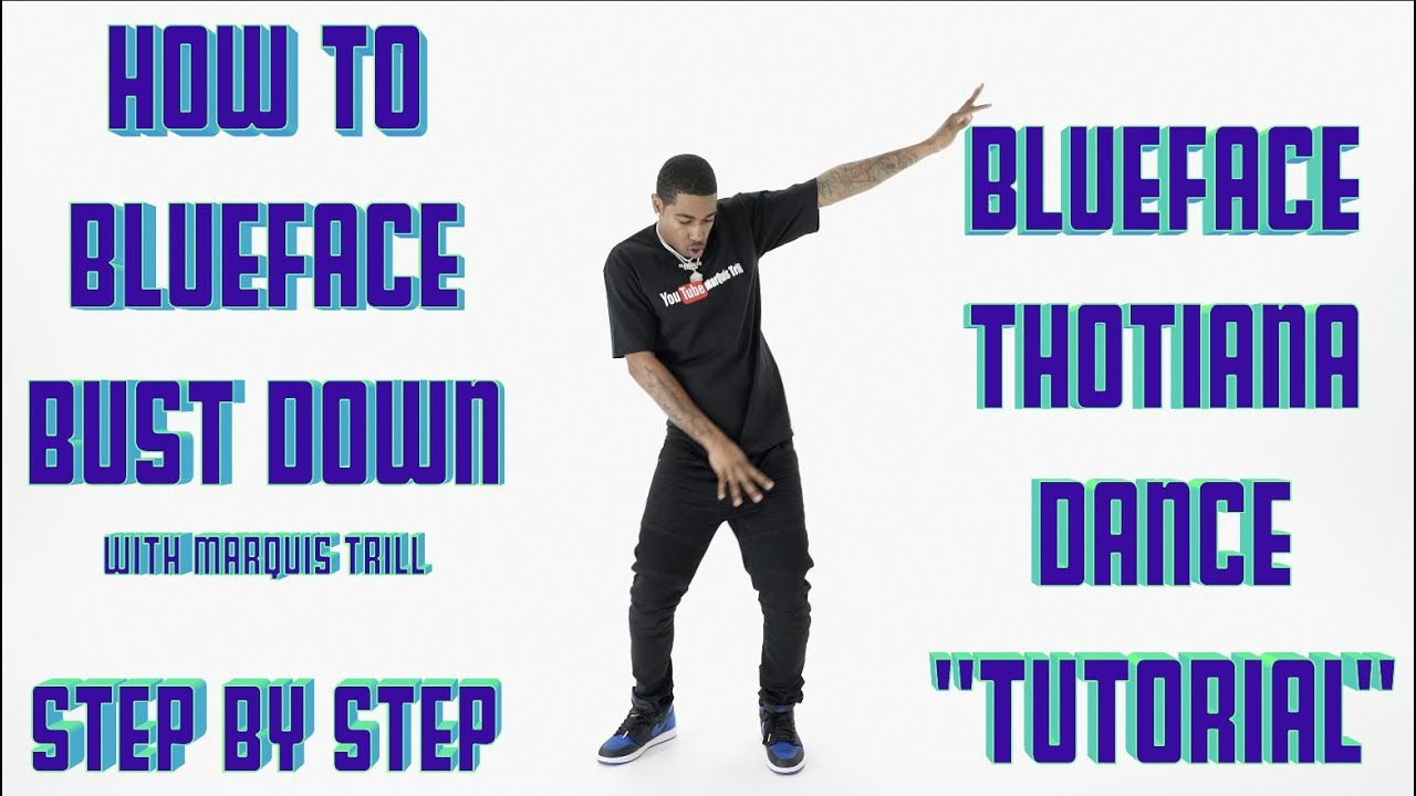 HOW TO THOTIANA DANCE TUTORIAL STEP BY STEP