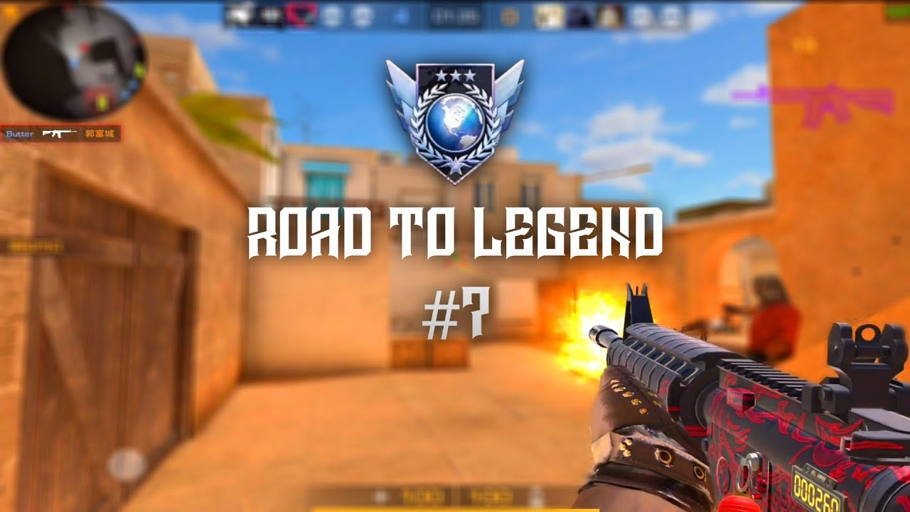 STANDOFF 2  Full Competitive Match Gameplay Epic Comeback Road To Legend 7