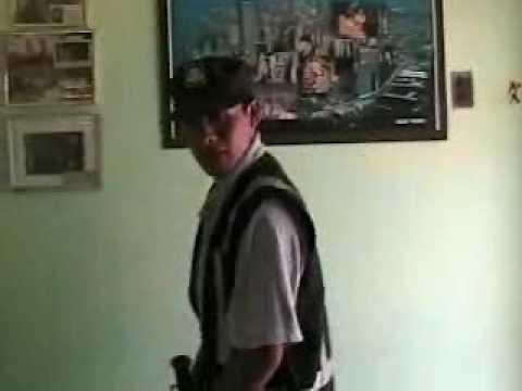 donacion uniforme para el vigilante.