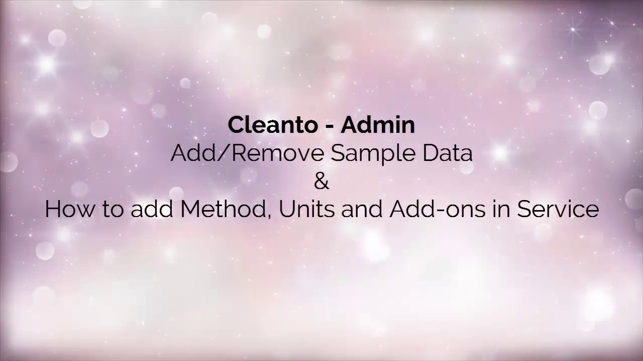 Cleanto - Online Appointment Booking Software