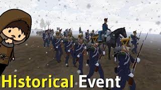 33rd Historical Event: Napoleon