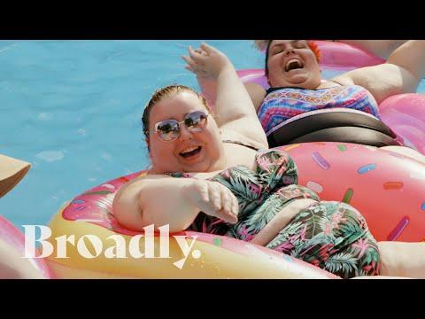 The Fat Camp Celebrating Body Positivity